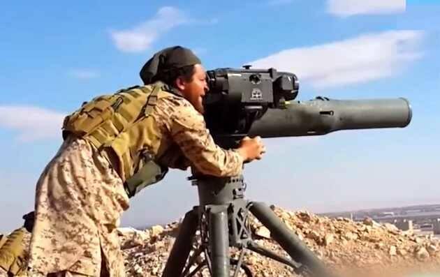 Un miembro del Daesh con un lanzamisiles / youtube,Daesh, ISIS