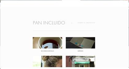 Portada del videoblog 'Pan Incluido'. Foto: A.P. Martínez