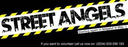 La organización busca más voluntarios.