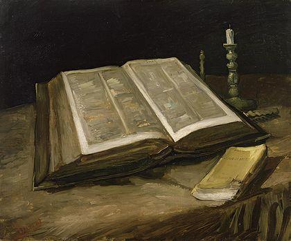 Van Gogh se debate entre la Biblia y la alegría de vivir de Zola