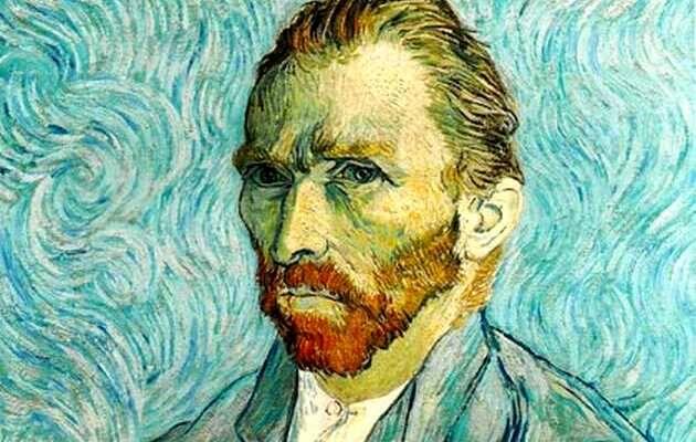 Autoretrato de Van Gogh,Autoretrato, Van Gogh
