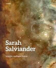 Portada de la web personal de Sarah Salviander