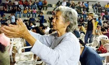 Orando por Paraguay en 2014