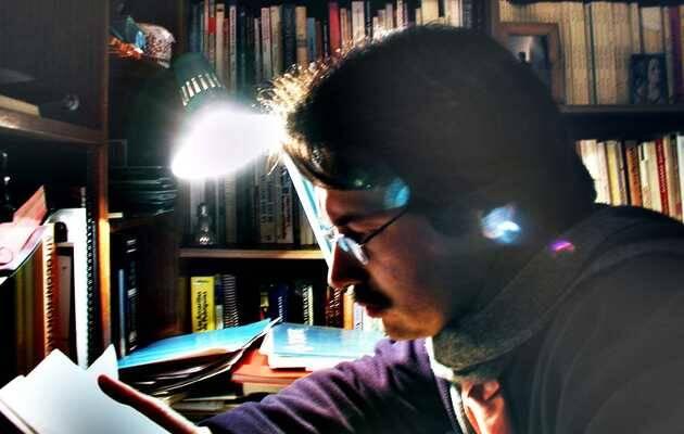 El poeta chileno Luis Cruz-Villalobos,Luis Cruz-Villalobos