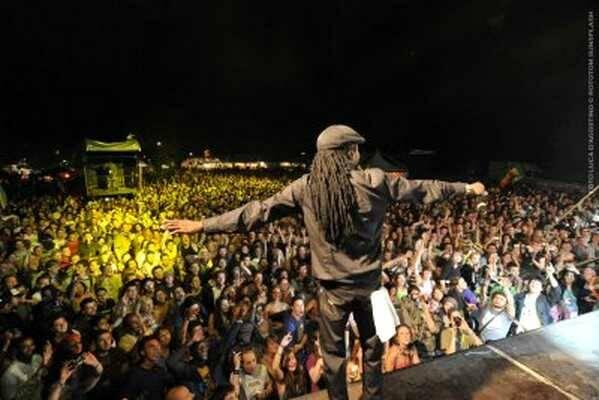 Una imagen promocional del festival.,Festival Reggae, Rototom Sunsplash, matisyahu