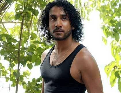 El personaje de Sayid (Naveen Andrews)