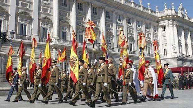 Desfile de las Fuerzas Armadas. / ABC,fuerzas armadas