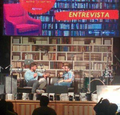 Alex Sampedro entrevista a Marcos Martins / EJ