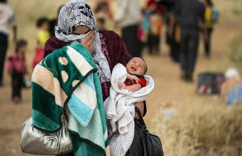 La crisis de refugiados, una oportunidad para ayudar.,refugiados