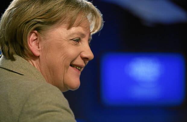 Angela Merkel. / Wikipedia,merkel