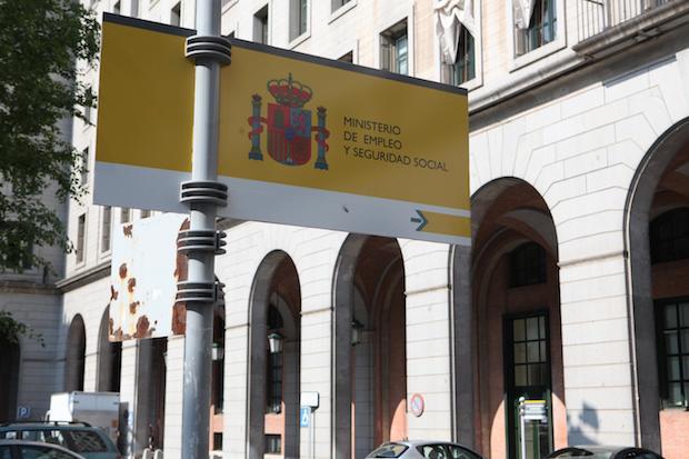 Ministerio de Empleo y Seguridad Social.,Ministerio de Empleo y Seguridad Social