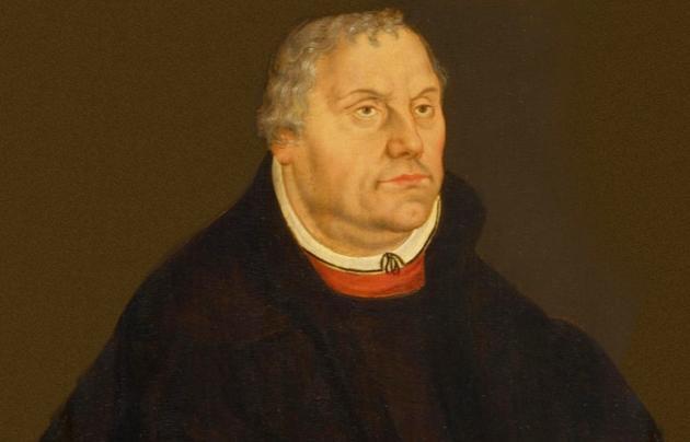 Martín Lutero.,Martín Lutero.