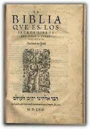 La Biblia del Oso se editó el 26 de septiembre de 1569.