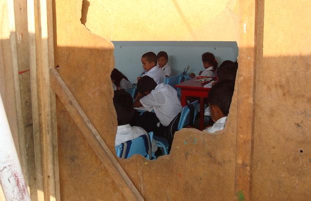 Escuela de Colombia.,escuela colombia