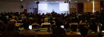Unas 225 personas asistieron al encuentro. / GBU