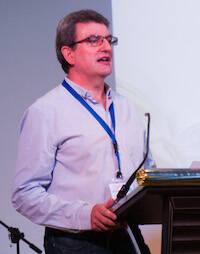 Francisco Mira, secretario general de GBU.