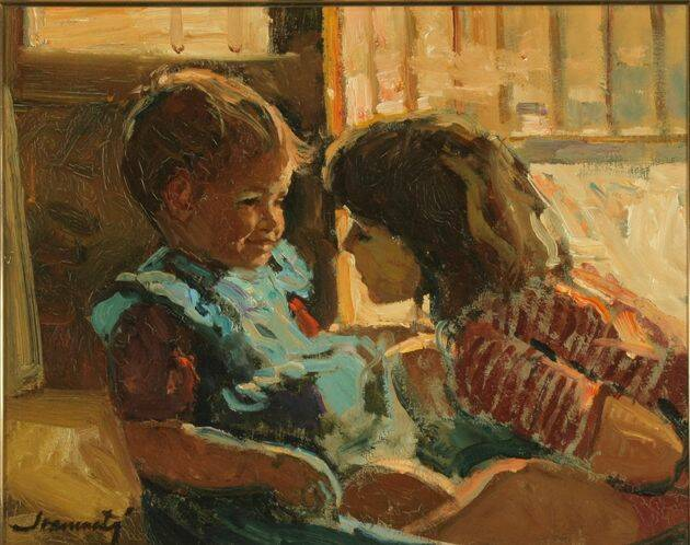Niños, de Joan Marti Aragonès,