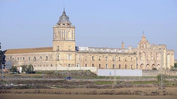 El monasterio de San Isidoro.,monasterio de San Isidoro