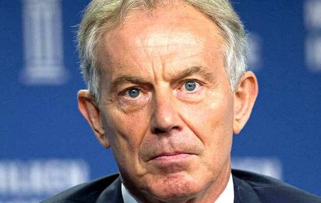 Tony Blair / The Guardian,Tony Blair
