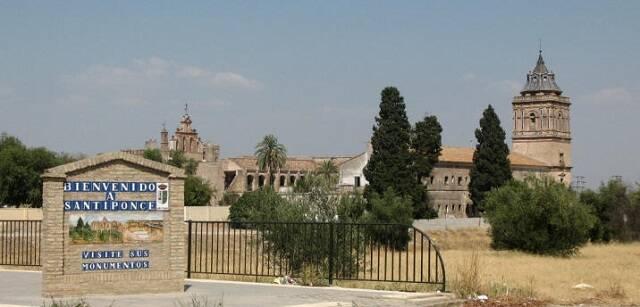 Monasterio de San Isidoro del Campo. Foto: galiciasuroeste.info,monasterio
