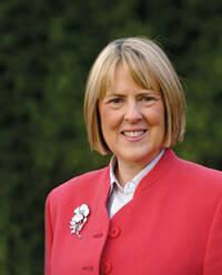 Fiona Bruce es una parlamentaria con creencias cristianas evangélicas.