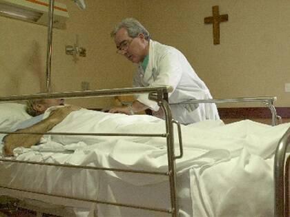 La situación de desigualdad es más evidente en los hospitales. Foto: elmundo.es