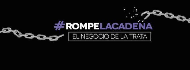 Rompe la Cadena, segundo seminario contra la trata organizado por Diaconía en Madrid.,