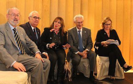 Homenajean a diputados y senadores pro vida