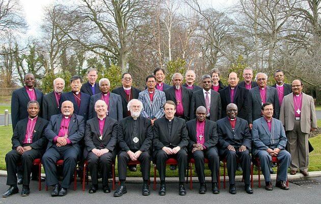Último encuentro, con ausencias, de los Primados anglicanos (Dublín, 2011),Primados anglicanos, Comunión anglicana