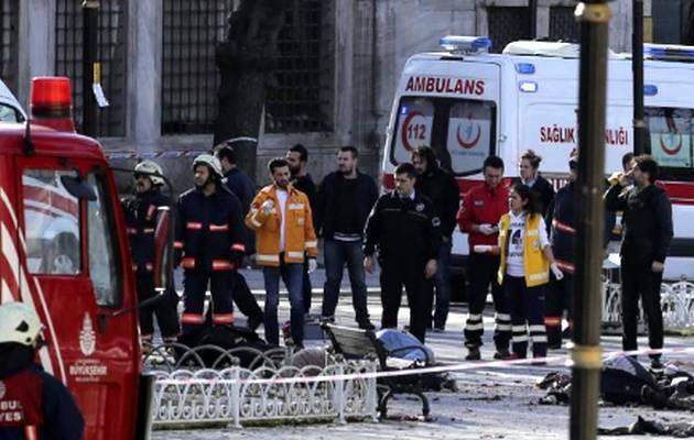 Lugar del atentado. / Al Jazeera,atentado turquia