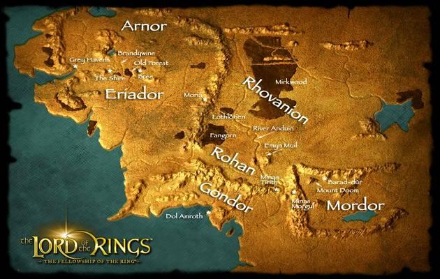,Tierra Media, Gondor