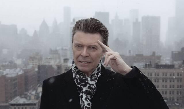Un último saludo de David Bowie.,