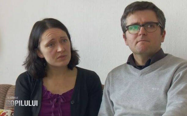 Ruth y Marius Bodnariu. / TVR,ruth marius bodnariu