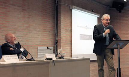 José Pablo Sánchez, director de Buenas Noticias TV. / Marina Acuña