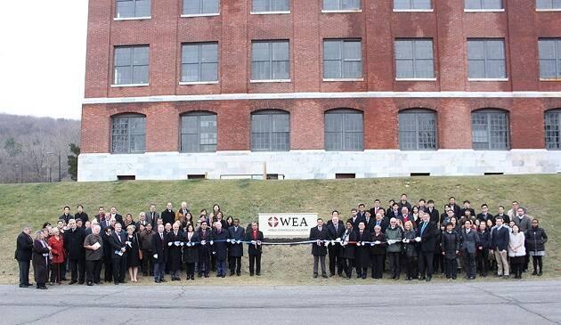 Inauguración del Centro Evangélico de la WEA en Dover, NY. / WEA,wea centro evangelico