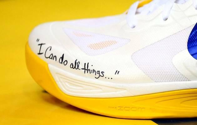 Las botas de S. Curry,Stephen Curry, Filipenses botas