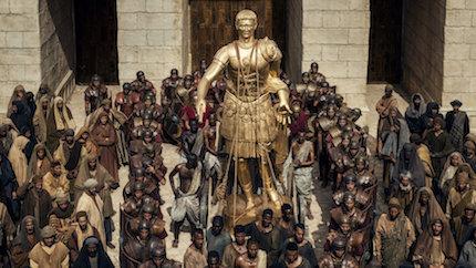 La producción escenifica el conflicto político, militar y religioso en la Jerusalén del siglo I. / NBC