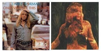 Dos discos de Larry Norman contaron con la producción de George Martin.