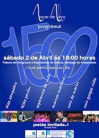 1.500 programas de Nacer De Novo.
