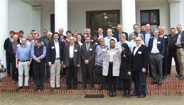 Foto final de los participantes. / Europe-Eurasia Workplace Forum.,Europe-Eurasia Workplace Forum.