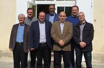 Representantes de los seminarios de Asambleas de Dios de España, Portugal, Francia e Italia.