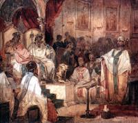 Concilio de Calcedonia (451).