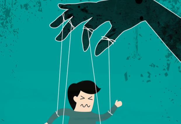 Detalle de la portada de la Guía para la prevención del abuso espiritual. / AEE,guia pastoral abuso espiritual