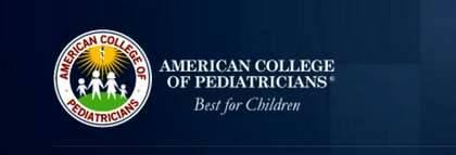Logo de la Asociación Americana de Pediatras