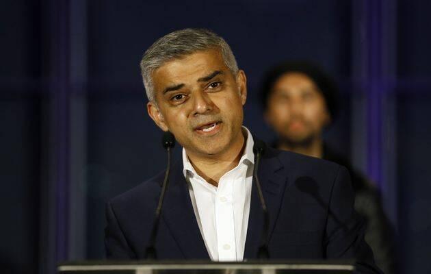 Sadiq Khan, nuevo alcalde de Londres,