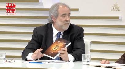 José Luis Andavert, director de Sociedad Bíblica.