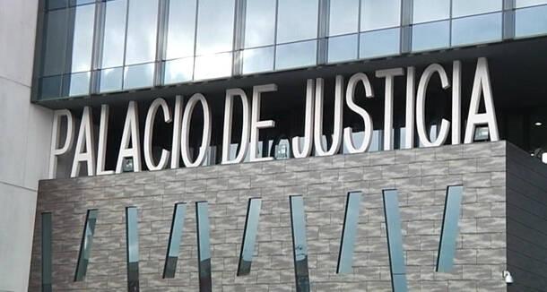 Palacio de Justicia de Gijón.,gijon palacio de justicia