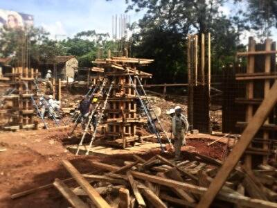 Evangélicos construyen centro continental en Kenia