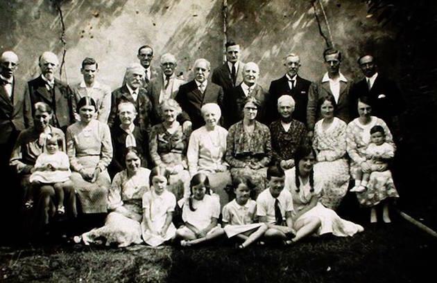 Misioneros ingleses en Ares (A Coruña).,ares misioneros ingleses