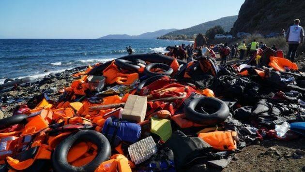 Según los datos disponibles por ACNUR, han sido 3 los accidentes, todos con muertos.,